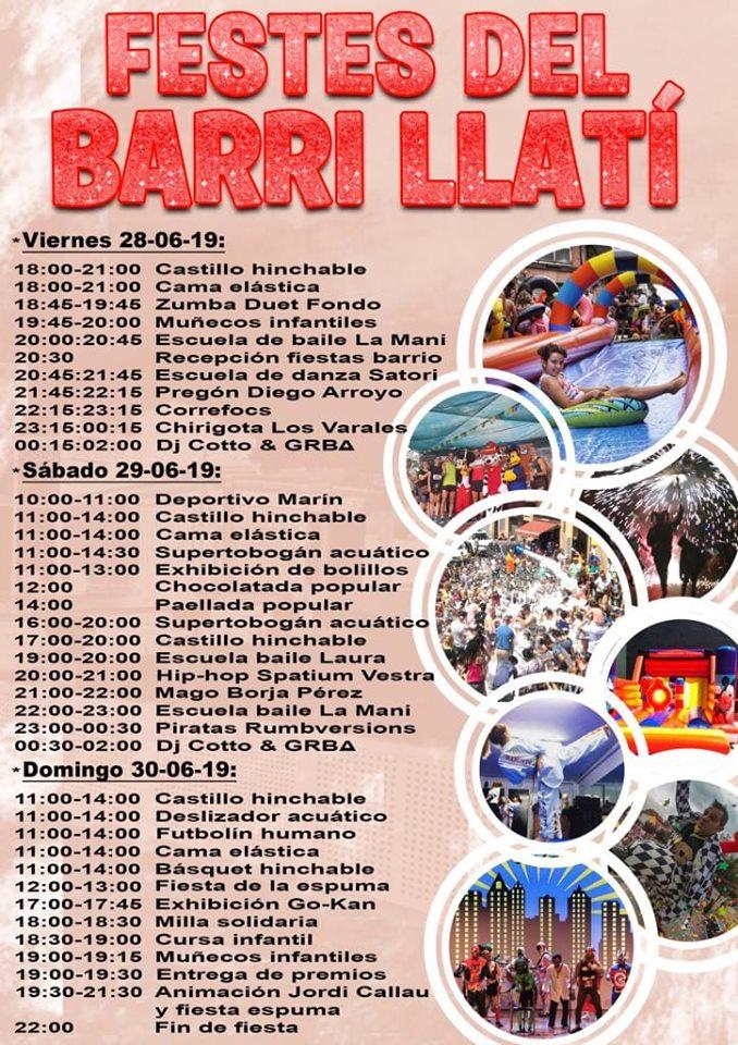 Festes LLati